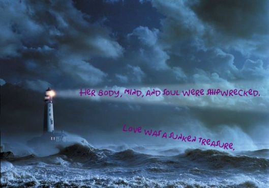 Sunken Treasure by Delia Ross